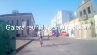 Pedal com a galera do urban bike  dia 29-10-16  ...cassino x rio grande x trevo x cassino. total 56 km!!
