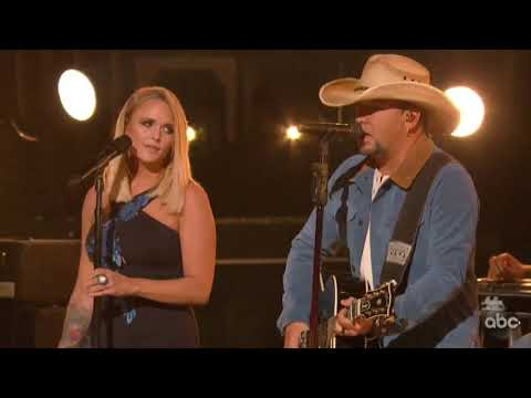 Video Jason Aldean, Miranda Lambert Deliver Aching CMA Awards Performance download in MP3, 3GP, MP4, WEBM, AVI, FLV January 2017