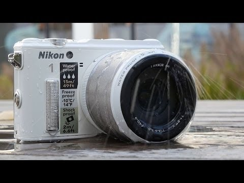 Nikon 1 AW1 - Kamera Tauchen Test Unterwasser DSLR DSLM   CHIP