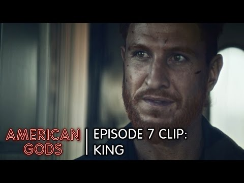 Episode 7 Clip: King | American Gods
