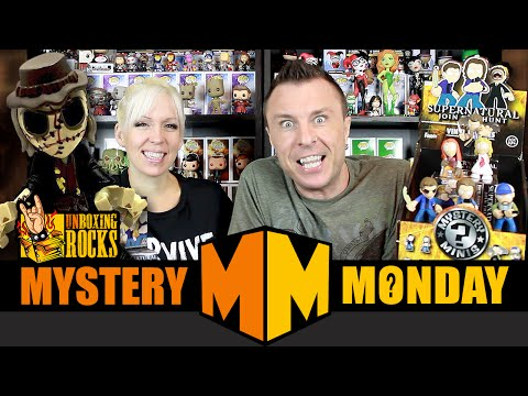 Mystery Monday Ep. 28: FULL CASE of SUPERNATURAL Funko Mystery Minis (Part 2)