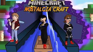 Nostalgia Craft #6 w/Bajan Canadian ft. AntVenom (Hunger Games, YouTube Longevity, etc.)