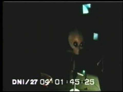 incredible: area 51 alien interview!