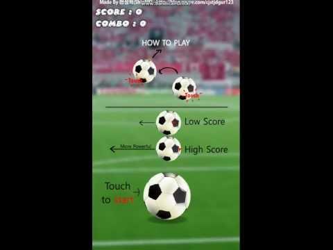 Video of Kick Ball