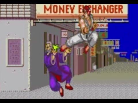 Fighting Street TurboGrafx 16 CD Complete Playthrough - NintendoComplete