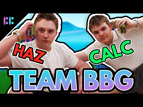 The Best Brothers in Fortnite Joins BBG (Calc & Haz)