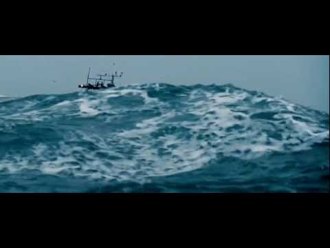 Ship travelling on Rough Sea.mp4