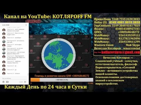КОТЛЯРOFF FM (20.05.2017) Юрий Рыбников. Юрий Тимовский.