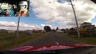 Gunns Plains Australia  City new picture : Targa Tasmania 2013 - Gunns Plains, Car 923