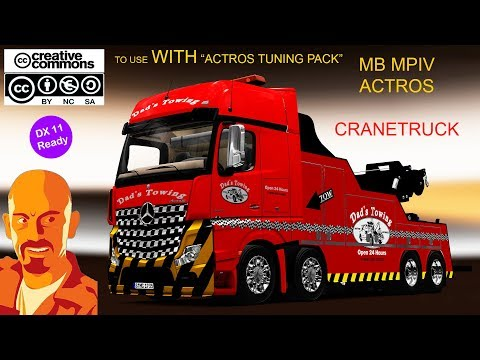 LOADS PACK FOR CRANETRUCKS 1.35.x DX11