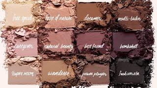 tartelette Amazonian clay matte palette