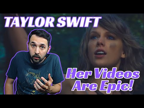 Taylor Swift Reaction   Out Of The Woods Music Video!