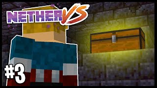 YOU WILL NEVER GUESS WHAT I FOUND!?   Nether Vs   Minecraft 1.16 Nether Challenge   #3