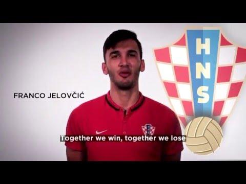 Croatian National Teams support My Tribune #1