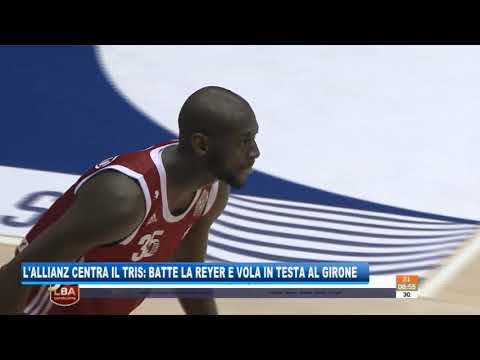 01/09/2020 - L'ALLIANZ CENTRA IL TRIS: BATTE VENEZIA E VOLA IN TESTA AL GIRONE
