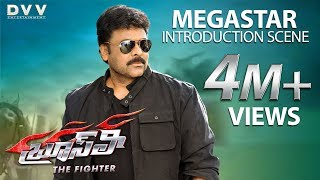Chiranjeevi Introduction   Bruce Lee The Fighter Telugu Movie   Climax Scene   Ram Charan   Rakul