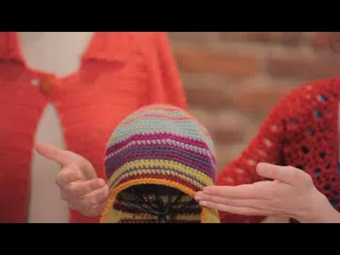 How to Crochet a Beanie | Crocheting