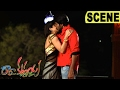 Regina Gives Lip-Lock To Sundeep Kishan - Romantic Scene - Ra Ra Krishnayya Movie Scenes