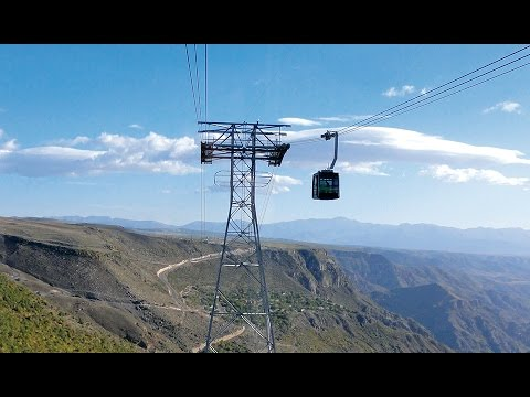 Doppelmayr 25-ATW Tatev, Armenien (2010)