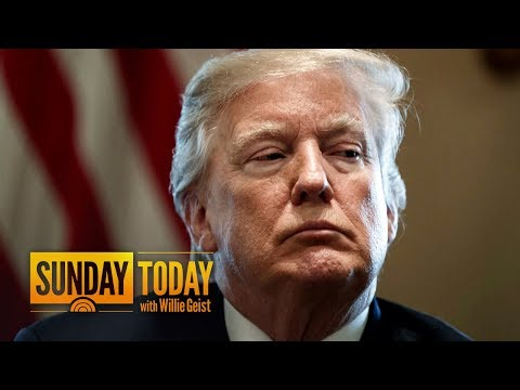 President Trump Remains Quiet After False Alarm In Hawaii | Sunday TODAY