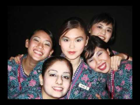 Malaysia Airlines : World's Best Cabin Staff