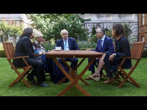 Großbritannien: Johnson über Brexit »Ohne Wenn und Ab ...