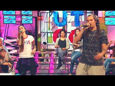 #MinutoDeTalento - Ácido Mc y Kika le cantan a las mujeres (видео)