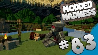 Minecraft: SPILLING YOGSCAST BLOOD! - Modded Madness #83 (Yogscast Complete Pack)