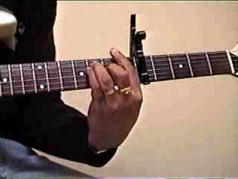 "Hindi song–""Do Lafzon Ki Hai""–Guitar Solo Arrangement"