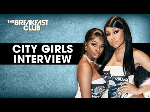 City Girls Talk New Album, Broke Dudes, Industry Grind + More