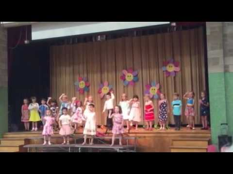 How Sweet It Is – St Mary's School Pre-K Class