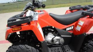 3. $2,999:  2017 Arctic Cat Alterra 90 Youth ATV Overview and Review