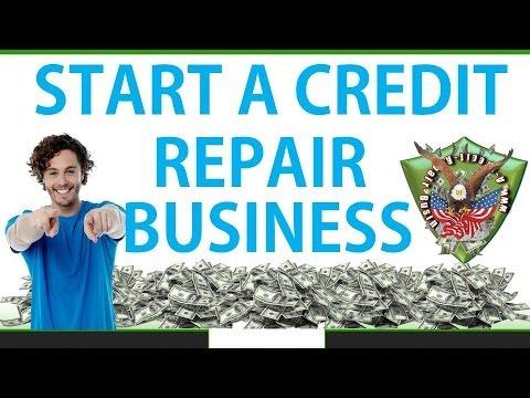 Starting A Credit Repair Business In Florida