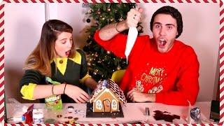 Video Making A Gingerbread House With Alfie   Zoella MP3, 3GP, MP4, WEBM, AVI, FLV Maret 2019