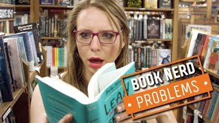 Buying an Imperfect Book | Book Nerd Problems