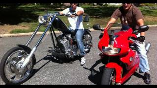 10. 2003 AMERICAN IRON HORSE TEXAS CHOPPER FOR SALE~ONE OF A KIND SHOW WINNER!
