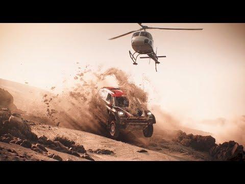 Vídeos de 'El espectacular videojuego del Dakar que se estrenará en verano (VIDEO)'