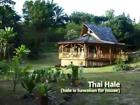 0 Casas de bambu