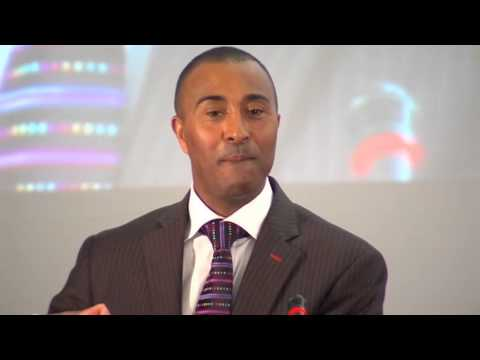Dare to Dream - Colin Jackson's inspirational keynote address at the 2013 European Athletics Congress