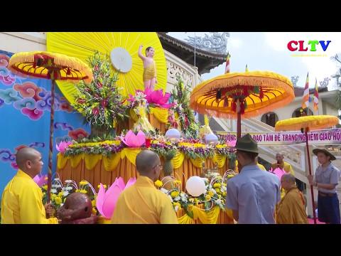 Chùa Cam Lộ tổ chức Đại lễ Phật Đản - Phật lịch 2561