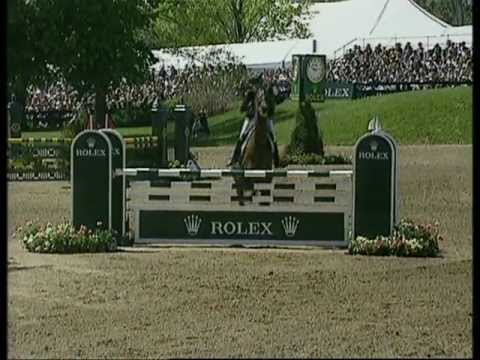 Pippa Funnell 2003 Rolex Grand Slam