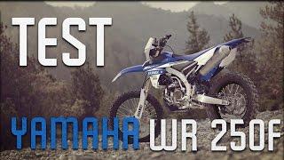 7. Yamaha WR250F Enduro - TEST !