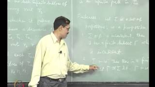 Mod-01 Lec-21 Lecture-21-Adequacy Of Tableaux