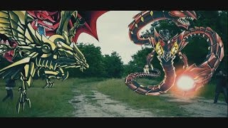 Nonton Yugioh Real Life Duel Movie Special Episode 2016  Gods Vs Dragons Film Subtitle Indonesia Streaming Movie Download
