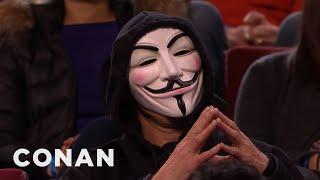 Conan Has Angered
