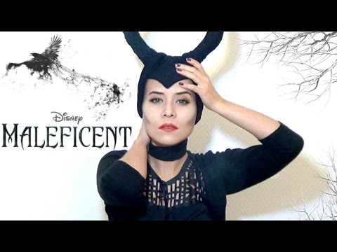 Maleficent | DIY + Makeup┆Alyssia