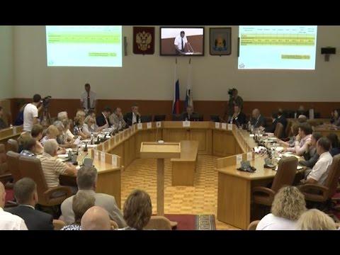 В мэрии Великого Новгорода состоялось большое аппаратное совещание