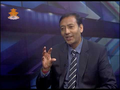 (Interview with Dr Yubak Dhoj G.C, Secretary , Ministry of agricultural by Ram Prasad Bhandari - Duration: 24 minutes.)