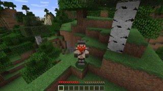 Skra11e tester shadowplay video kvalitet på Minecraft