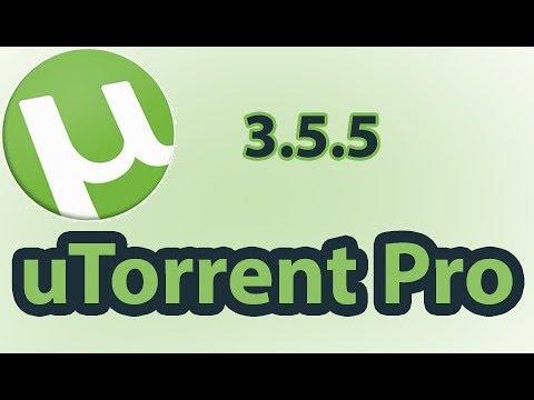 uTorrent Pro 3.5.5 Build 45231 Stable + activation [100%]